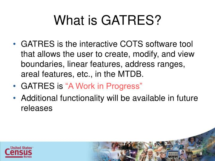 What is GATRES?