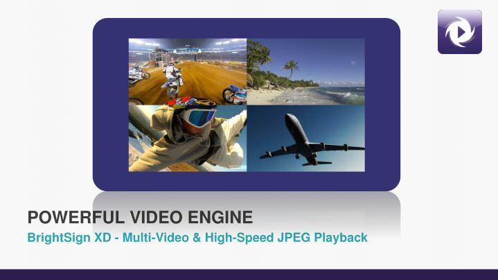 Powerful Video Engine