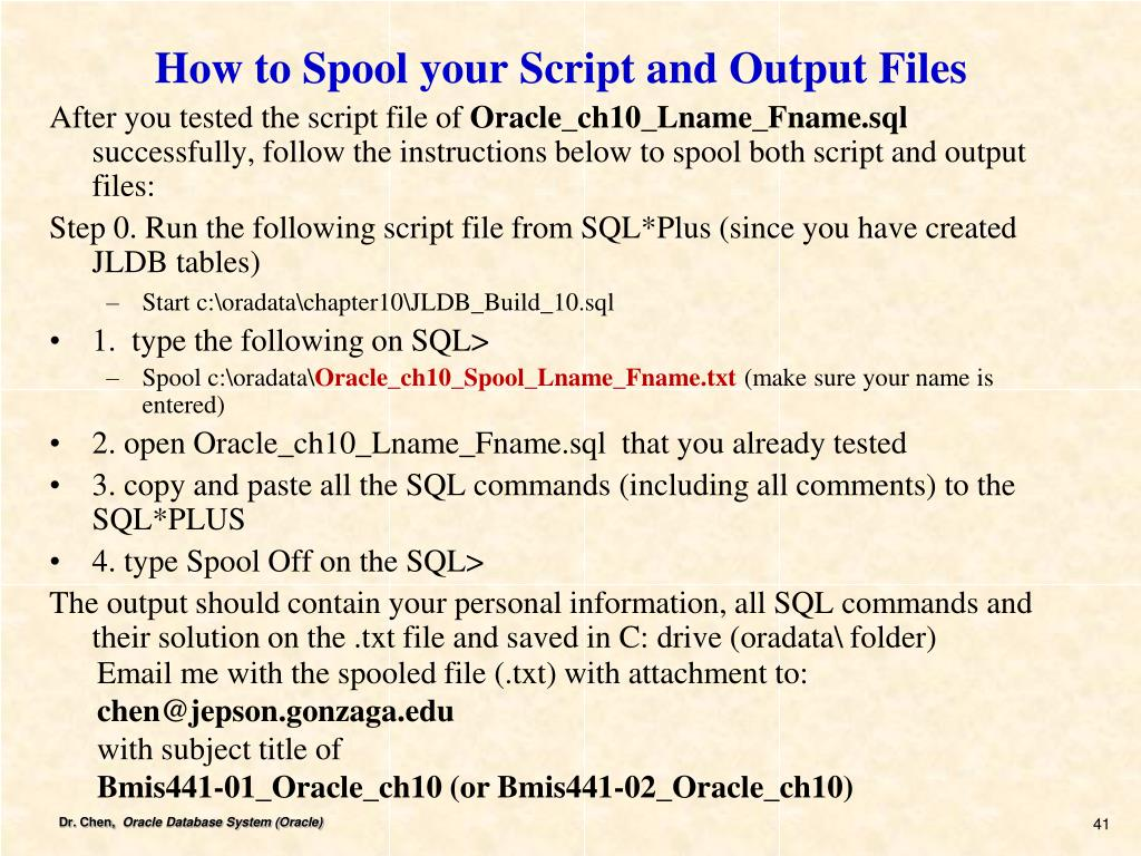 PPT - PL/SQL and Chapter 10 Selected Single-Row Functions PowerPoint