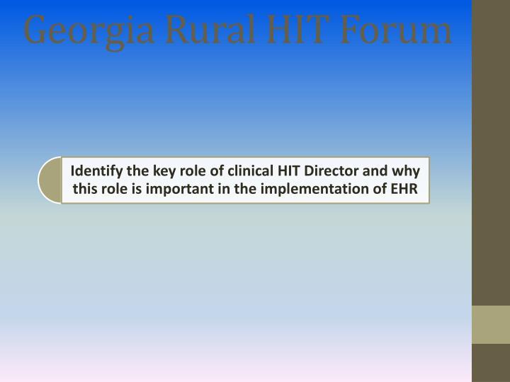 Georgia rural hit forum2
