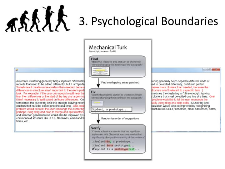 3. Psychological Boundaries