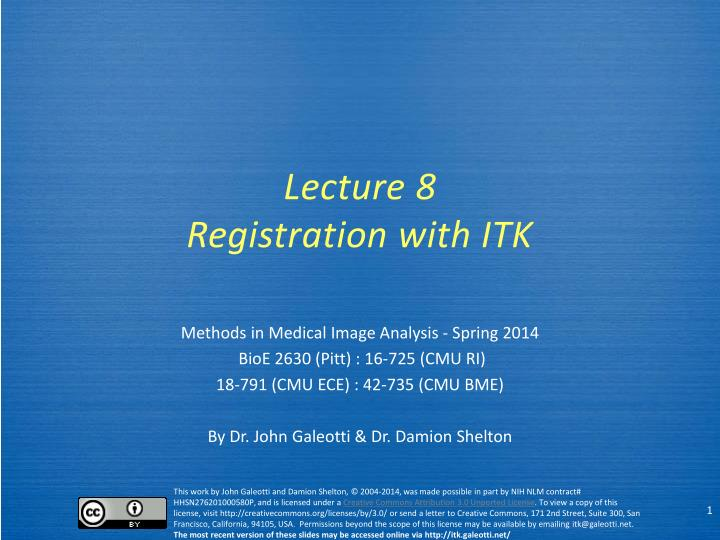 lecture 8 registration with itk n.