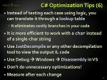 c optimization tips 6