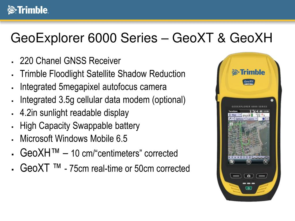 PPT - Trimble Navigation Contacts PowerPoint Presentation