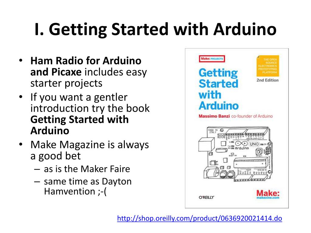 PPT - Ham Radio and Modern Micros Arduino , Picaxe and