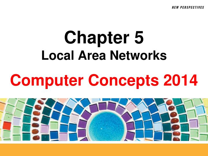 chapter 5 local area networks n.
