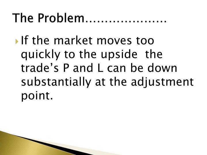 The Problem…………………