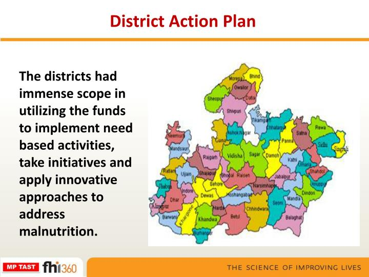 District Action Plan