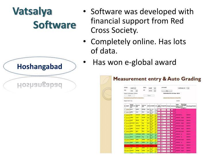 Vatsalya Software