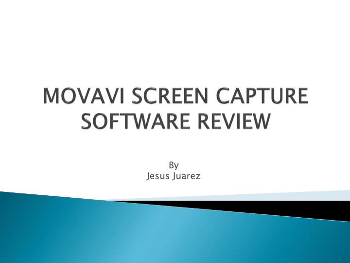 movavi screen capture software review n.