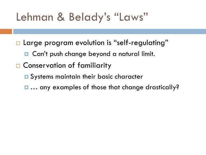 Lehman &