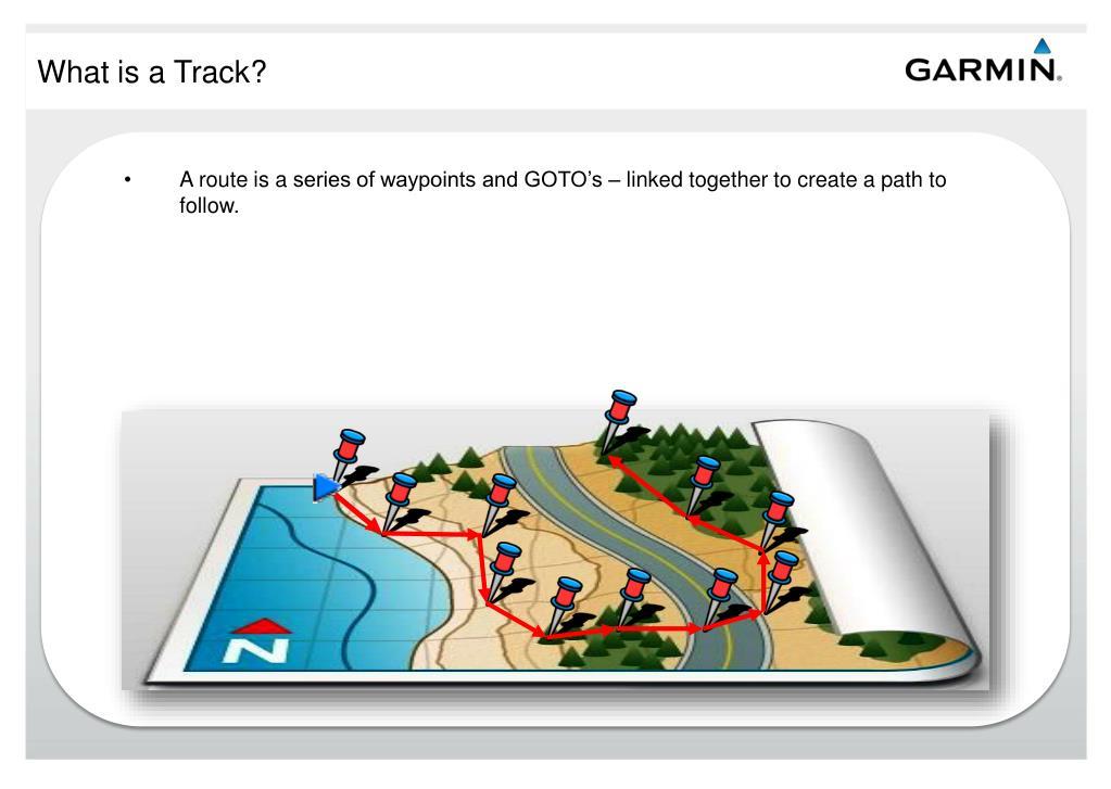 PPT - Garmin GPS Training – Bronze level PowerPoint Presentation