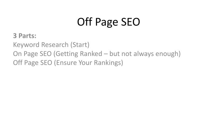 off page seo n.