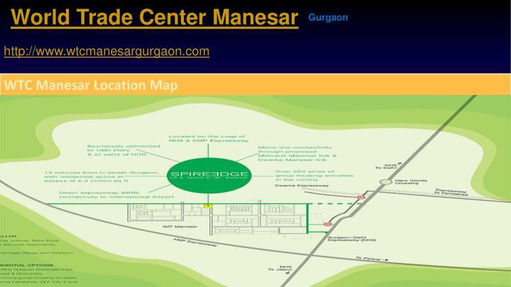 World trade center manesar2