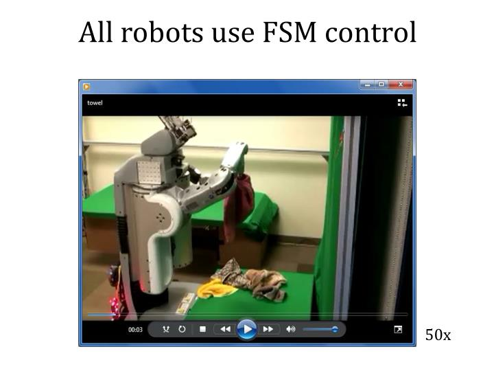 All robots use