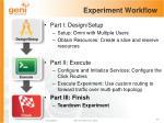 experiment workflow4