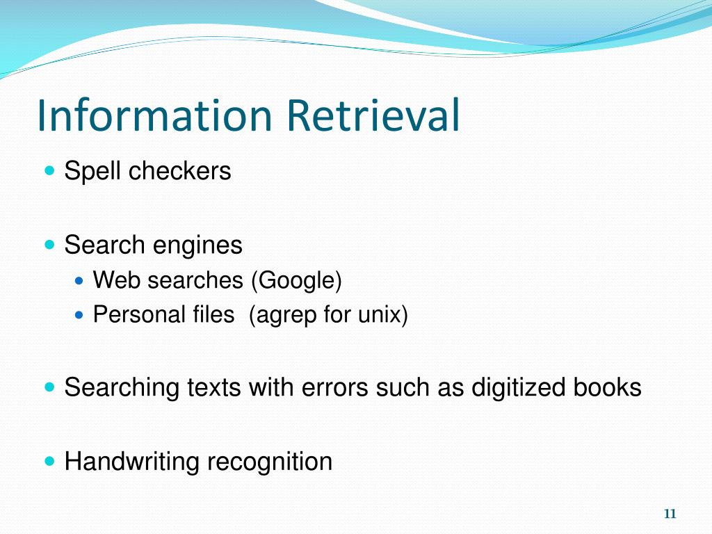 PPT - Approximate String Matching PowerPoint Presentation - ID:1580113