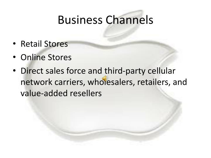 Business Channels