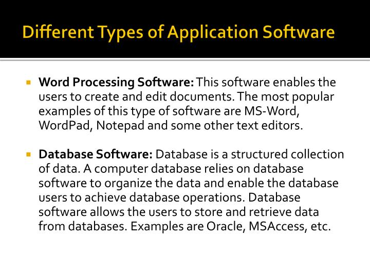Ppt Application Software Powerpoint Presentation Id1580418