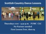 scottish country dance lessons