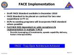 face implementation1