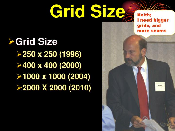 Grid Size