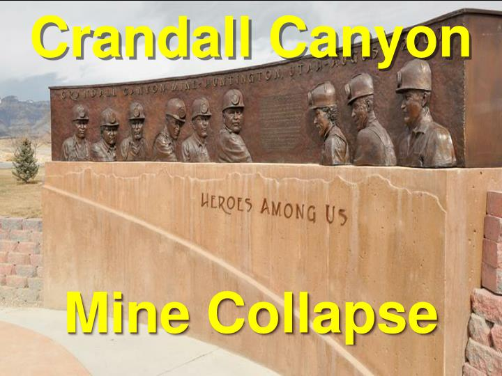 Crandall Canyon