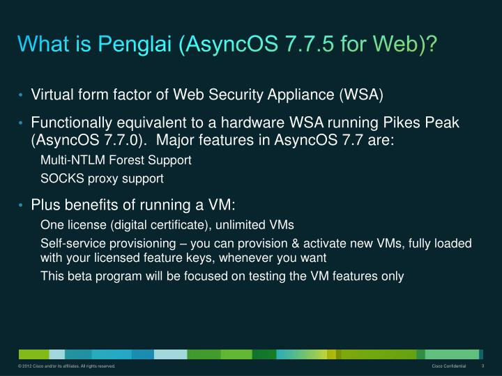 What is penglai asyncos 7 7 5 for web
