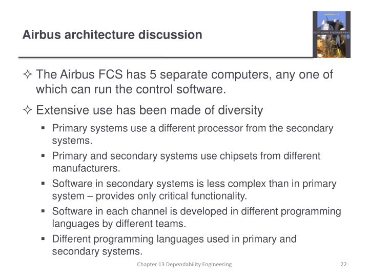 Airbus architecture discussion
