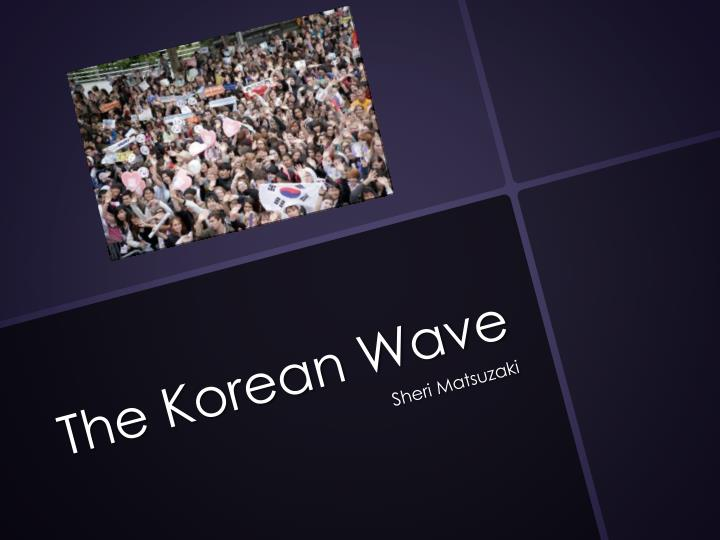 the korean wave The international group of contributors of this volume provides, collectively, a multi-layered analysis of the emerging east asian media culture, using the korean tv drama as its analytic vehicle.