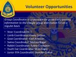 volunteer opportunities1