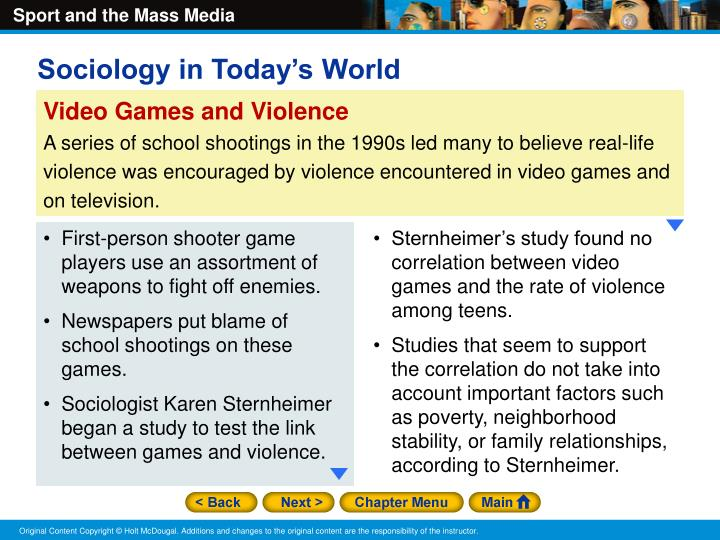 Sociology in Today's World