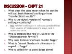 discussion chpt 21