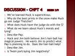 discussion chpt 4 begin 2 9