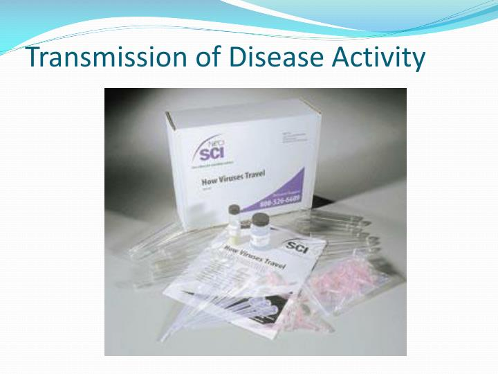 Transmission of Disease Activity