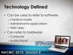technology defined