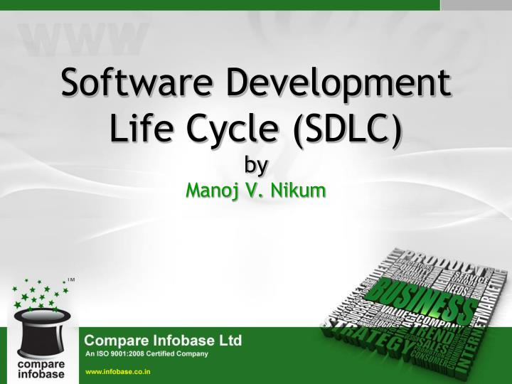 software development life cycle sdlc by manoj v nikum n.