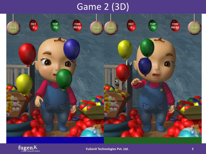Game 2 (3D)