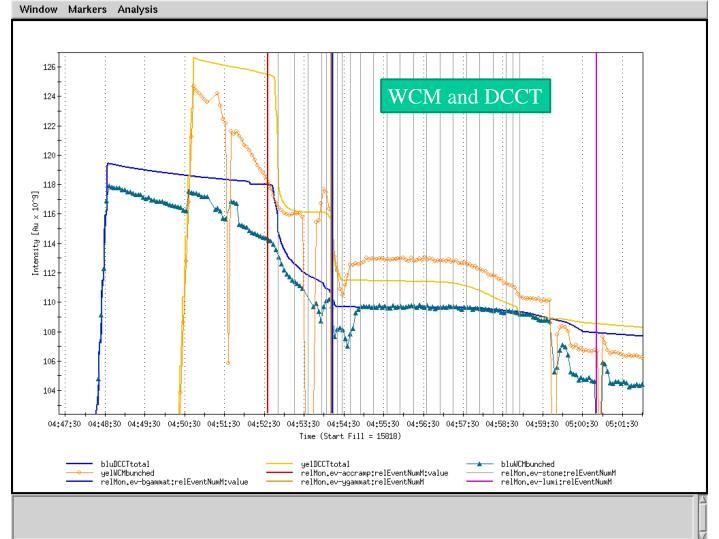 WCM and DCCT