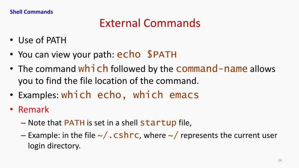 PPT - 03-60-256-01 System Programming UNIX Shells PowerPoint