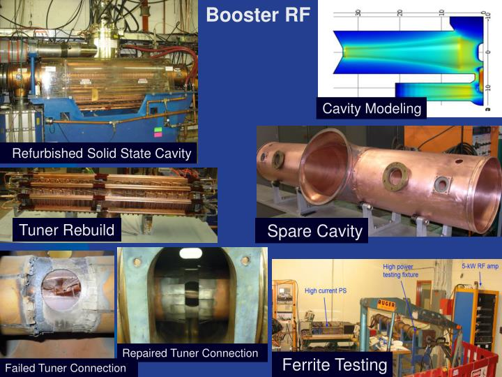 Booster RF