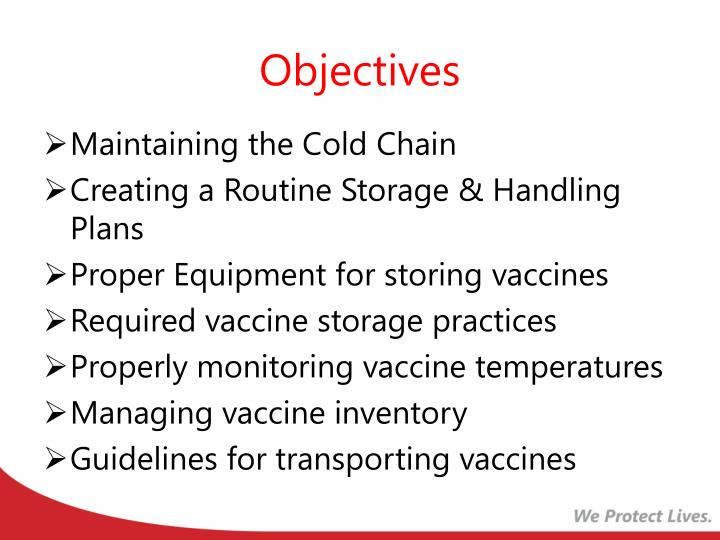 Maintaining the Cold Chain; Creating a Routine Storage ...  sc 1 st  SlideServe & PPT - Vaccine Storage and Handling Webinar Is Your Vaccine Safe ...
