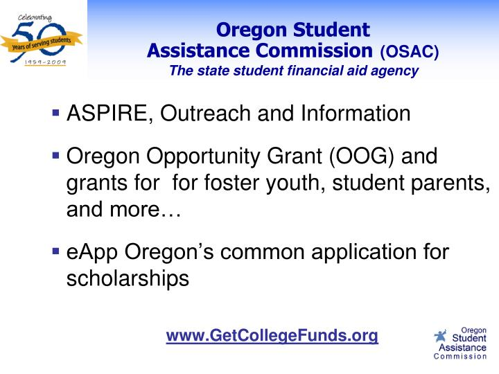 Oregon Student