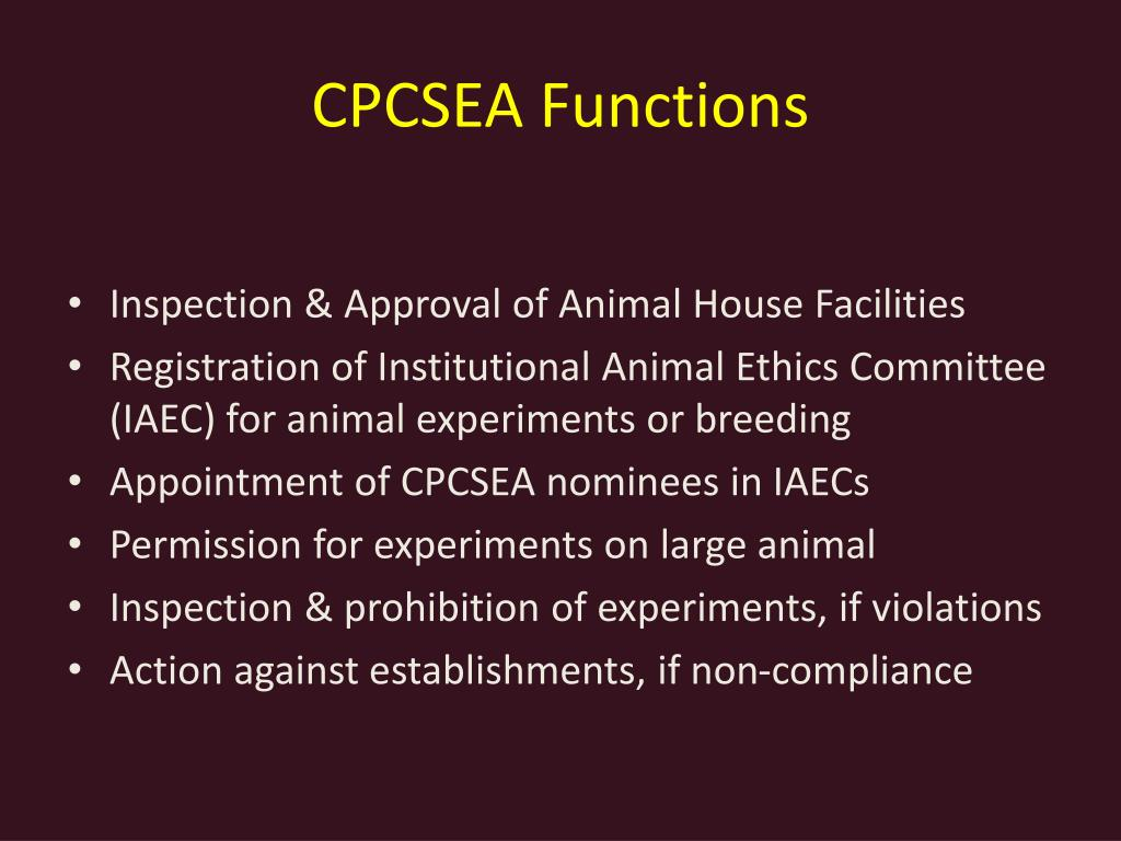 Ppt Ethical Issues Related To Animal Experiments Powerpoint Presentation Id 1584875