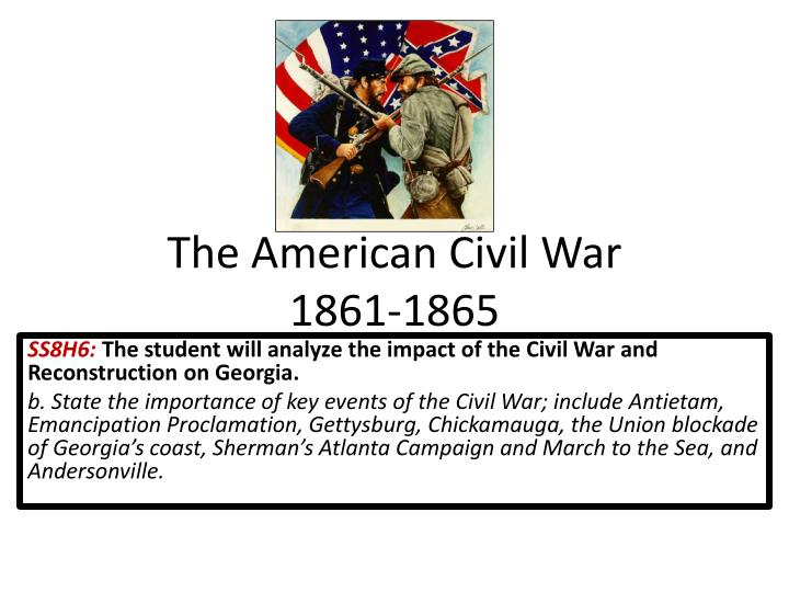 an analysis of the united states history after the civil war The history of vulnerability in the united states poorer for decades after the civil war 2 hand, a recent, controversial analysis of.