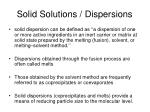 solid solutions dispersions1