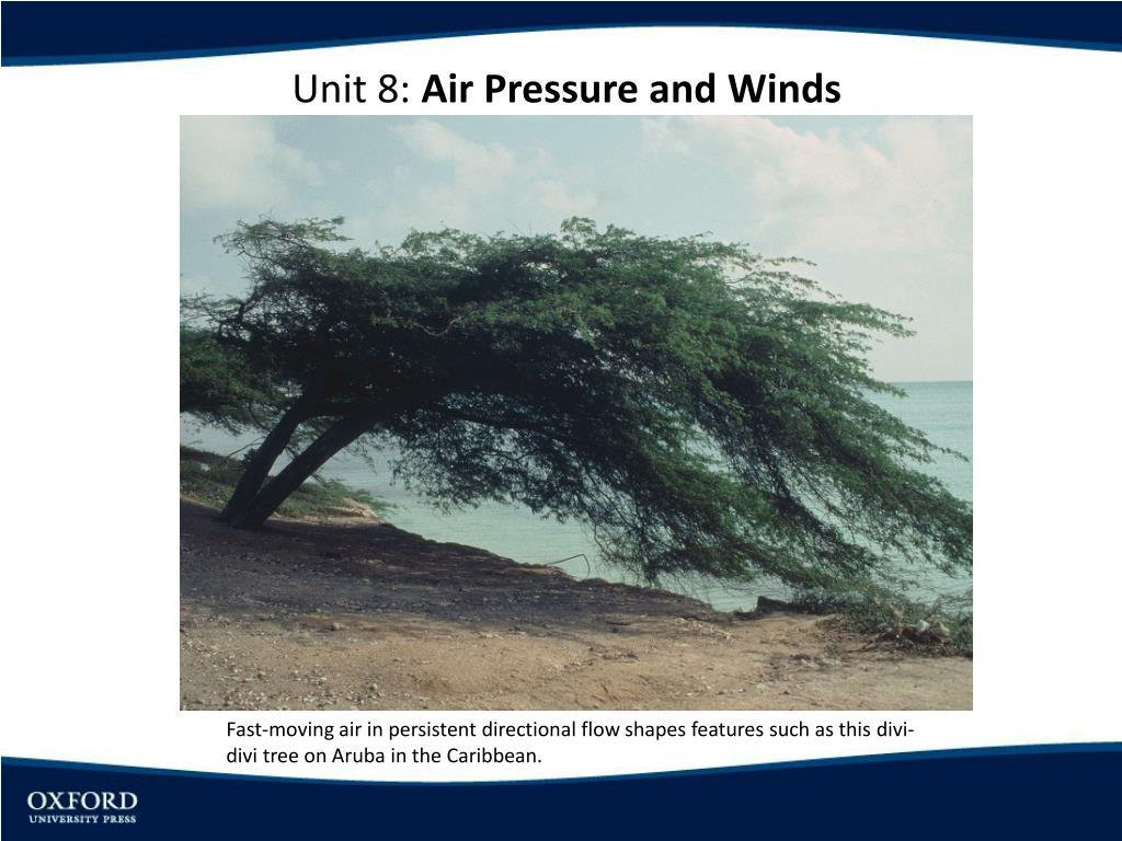 Ppt Unit 8 Air Pressure And Winds Powerpoint Presentation Id Evoparator Kia Ori Id1585712
