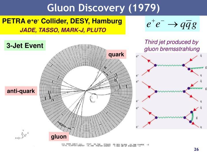 Gluon Discovery (1979)