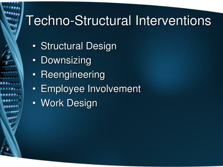 employee involvement interventions
