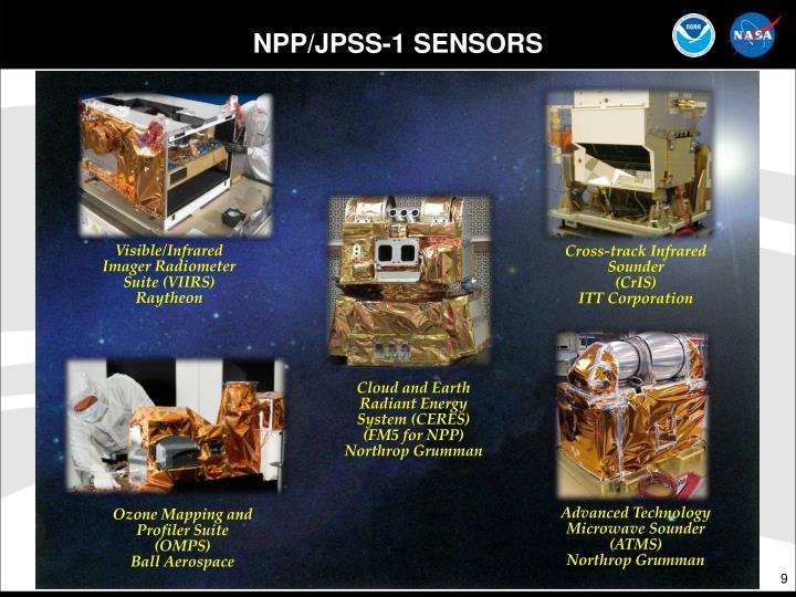 NPP/JPSS-1 SENSORS
